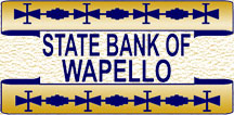 State Bank of Wapello Online Banking
